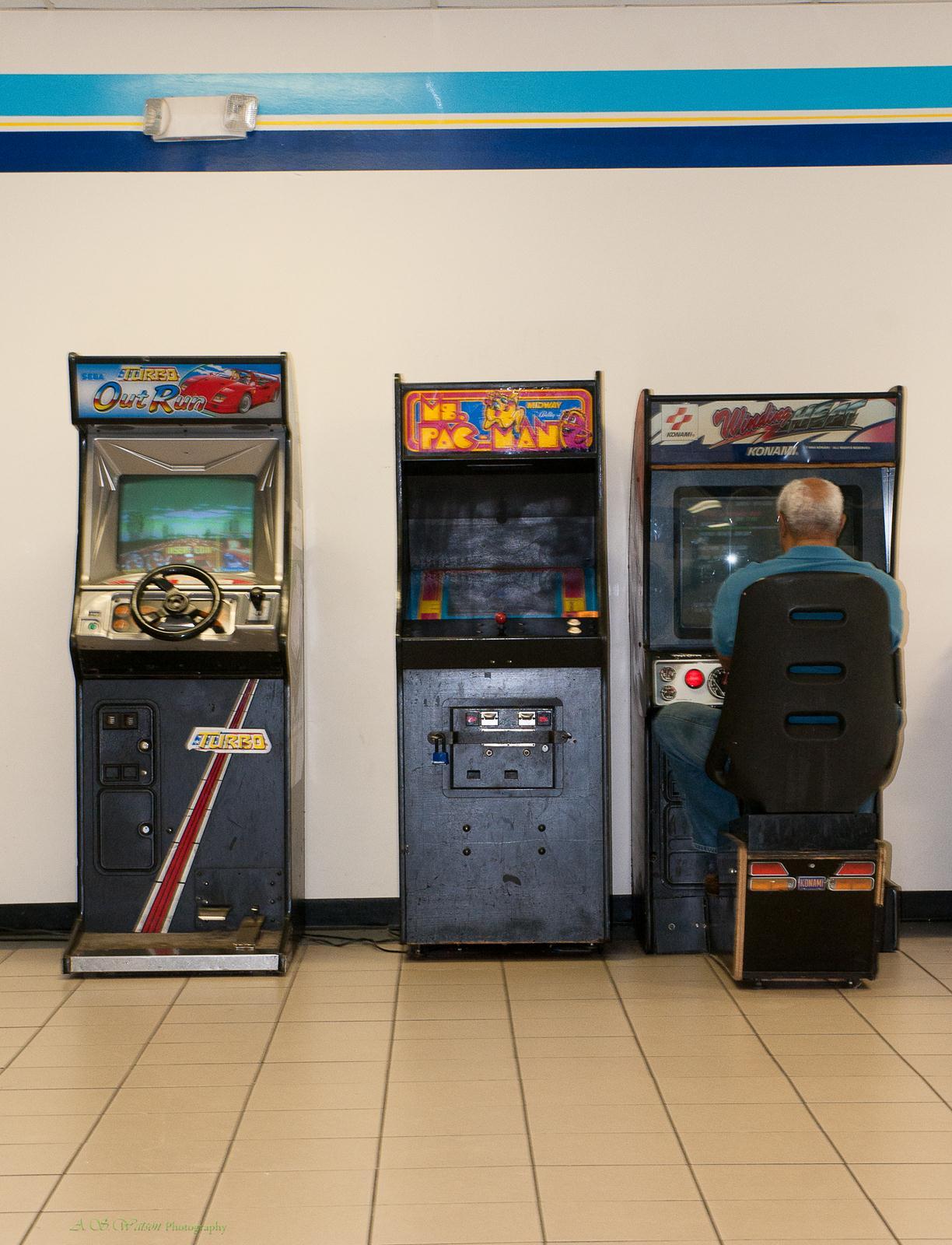 Game Machines